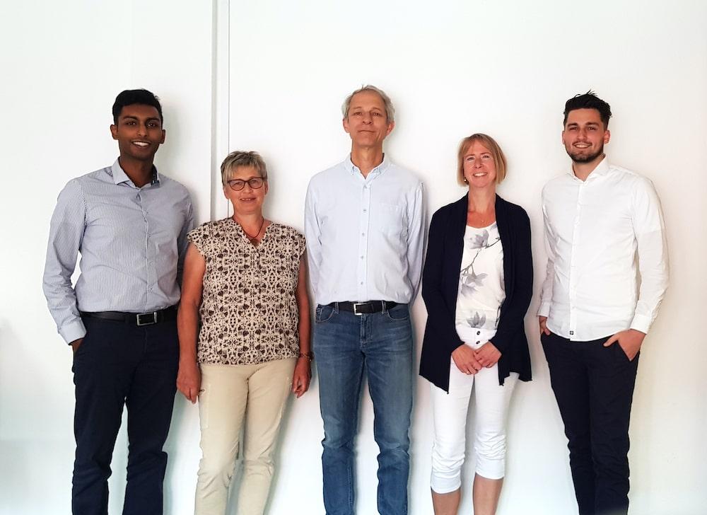 0711Hausverwaltung Team kennen lernen WEG Verwaltung Stuttgart Region
